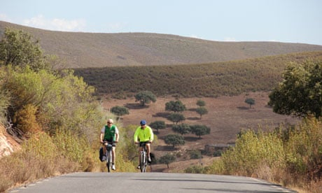Cycling in Extremadura
