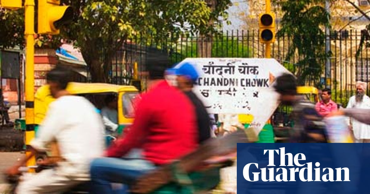 Octogenarian on a motorbike: first stop, India   Travel   The Guardian