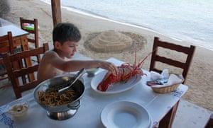 Felix lobster supper