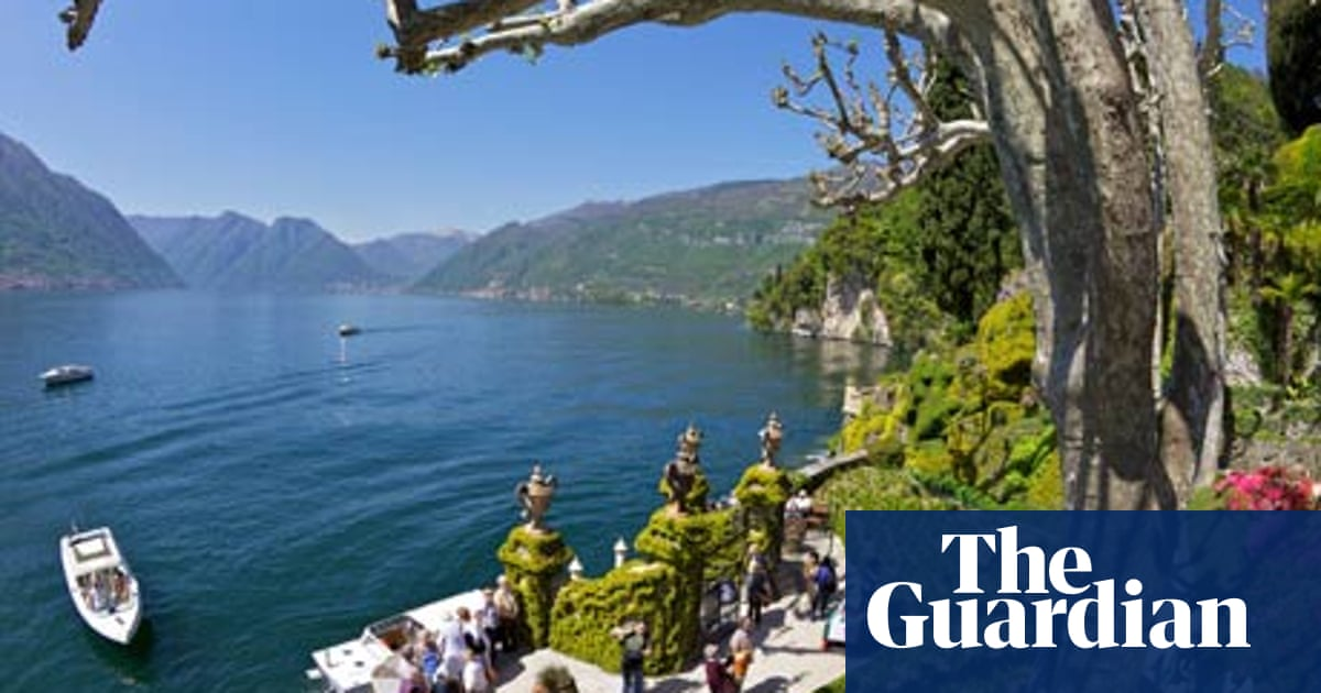How to do the Italian lakes on a budget | Travel | The Guardian