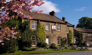 Blue Lion inn, North Yorkshire
