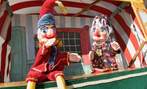 Punch and Judy, Leigh-on-Sea