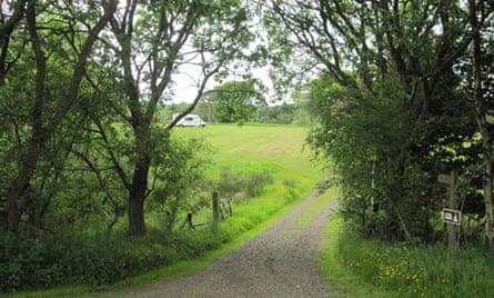 Stonehaugh Campsite, Northumberland