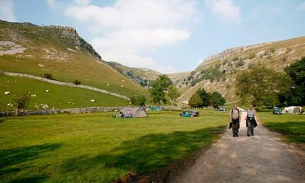 Gordale Campsite, Yorkshire Dales