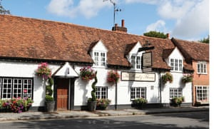 The Hand and Flowers in Marlow, Buckinghamshire