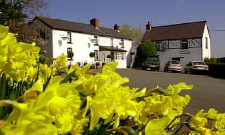 The Walnut Tree Inn,  Abergavenny
