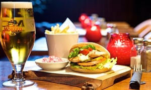 Holyrood burger