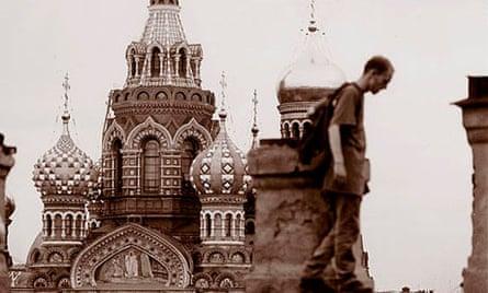 Walking St Petersburg