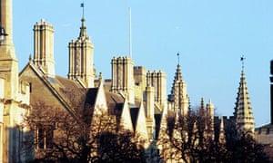 oxford uni colleges