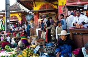 Zoma Market, Antananarivo.