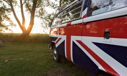 UK campervan