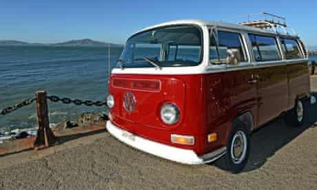 lillie the campervan