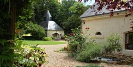 Le Logis du Pressoir, Villeneuve, Loire Valley