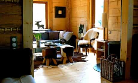 Les Datchas Lodges, Labaroche, Alsace