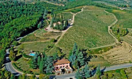 Villa Rosa,  Tuscany