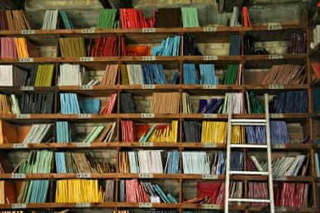 Orsoni Colour Library, Venice