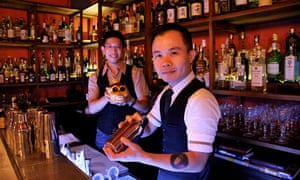Omakase, Kuala Lumpur cocktail bar