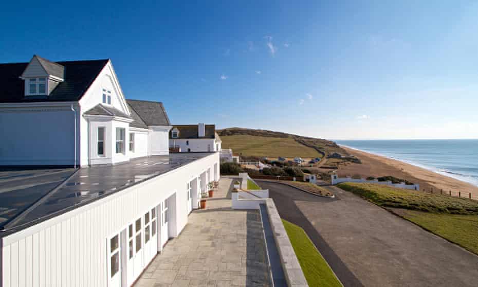 The seaside boarding house