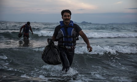 Migrants Continue To Arrive On Kos