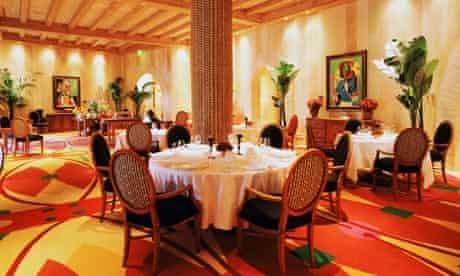 Picasso Restaurant, Las Vegas