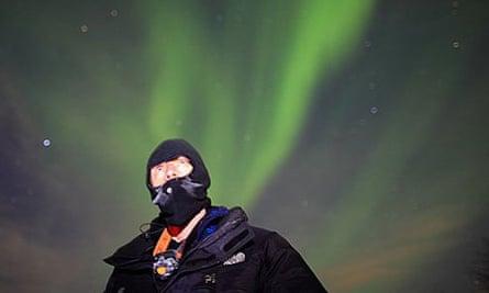 Andy Keen, aurora hunter