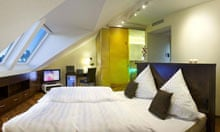 ten top hotels in munich travel the guardian. Black Bedroom Furniture Sets. Home Design Ideas