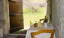 Basses Beaumettes self-catering cottage, Saint Auban, Provence
