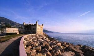 Menton, Cote d'Azur