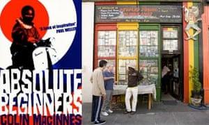 Absolute beginners, Notting Hill