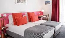 Hotel Monterosa, Paris