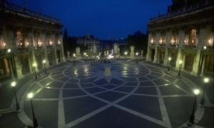 Piazza del Campidoglio, Rome