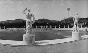 The Foro Italico, Rome