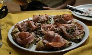 La Fucina pizzeria Rome