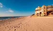 Cottesloe Beach, Perth, Western Australia.