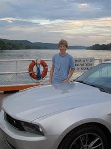 Mississippi hamish car