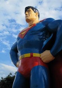 Mississippi superman