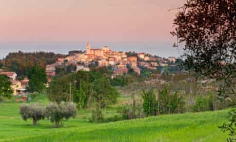 Sirolo, Ancona.