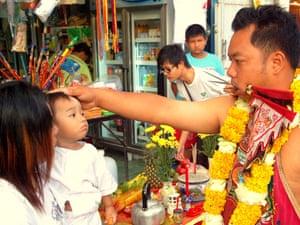 Phuket Taoist Vegetarian: Phuket Taoist Vegetarian festival