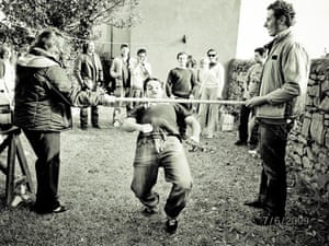 Been there photo comp Nov: Limbo in a garden in Dublin