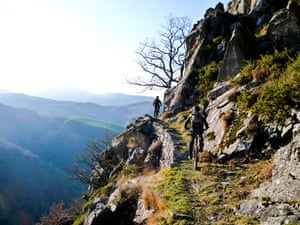 Been there photo comp: Mountain bikers in Spain