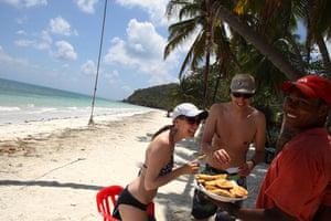 Decade destinations: Colombia,, Providencia Island