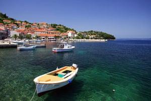 Decade destinations: Racisce Village on Korcula Island, Croatia