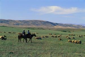 Decade destinations: Kazak Herdsmen, Almaty, Kazakstan