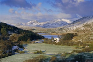 Decade destinations: Mount Snowdon, Snowdonia National Park, Wales