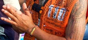 Thailand Tattoos: Thailand's tattoo festival