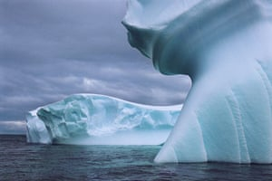 Mattias Klum gallery: Iceberg, Antarctica