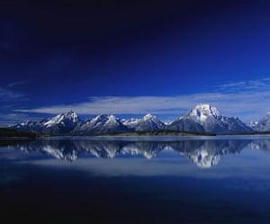 US National Parks: Grand Teton National Park, Wyoming, USA