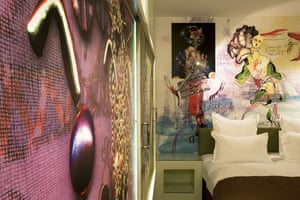 Art hotels of the world: Hotel du Petit Moulin, Paris