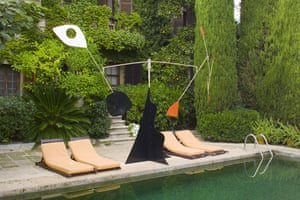 Art hotels: The Colombe D'Or in St Paul de Vence