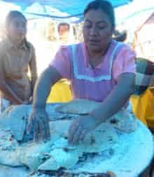 Tlacolula Sunday market